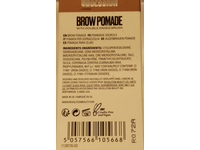 Makeup Obsession Brown Pomade Light Brown, 0.087 oz/2.5 g - Image 4