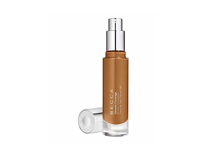 BECCA Ultimate Coverage Complexion Crème, Amber, 1.01 oz