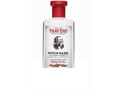 Thayers Rose Petal Witch Hazel, 3 fl oz