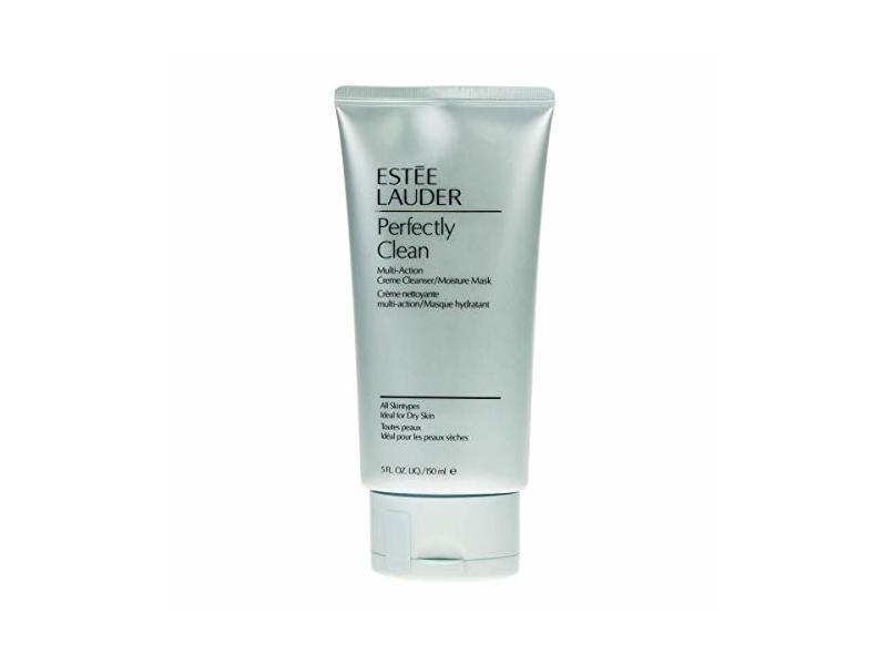 Estee Lauder Perfectly Clean Creme Cleanser, Dry Skin, 5 fl oz/150 mL