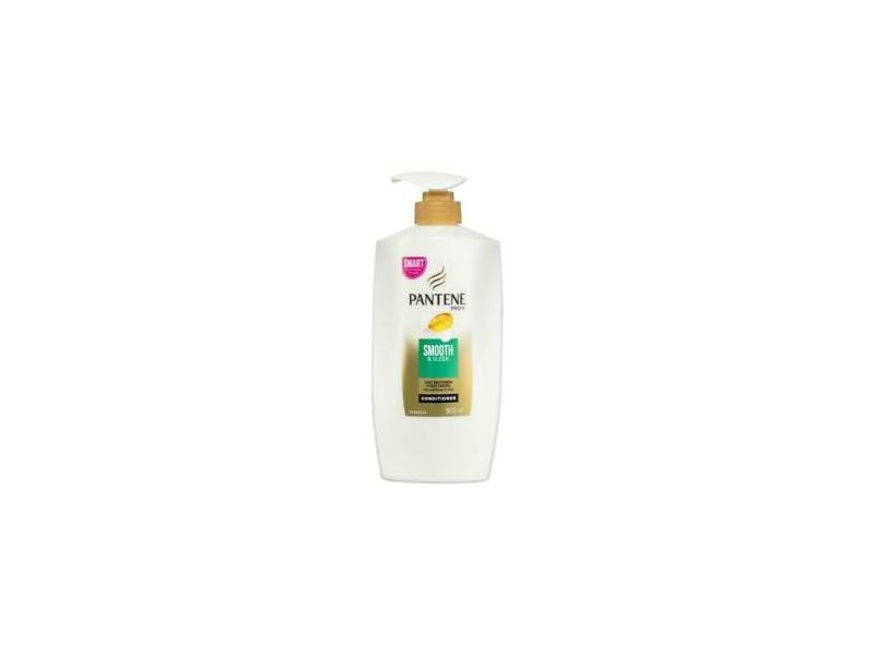 Pantene Pro-V Smooth & Sleek Conditioner, 900 ml