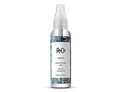 R+Co Tinsel Smoothing Oil, 2 Fl Oz