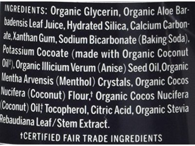 Dr. Bronner's Magic Soaps Toothpaste, Anise, 5 oz - Image 3