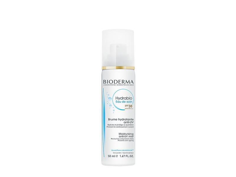 Bioderma Moisturizing Anti-UV Mist, SPF 30, 1.67 fl oz/50 mL