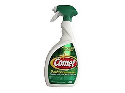 Comet Bathroom Cleaner Spray, 32 oz
