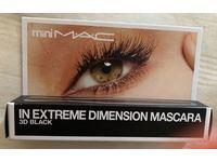 Mac In Extreme Dimension Mascara, 3D Black, 0.14 oz/4 g - Image 3