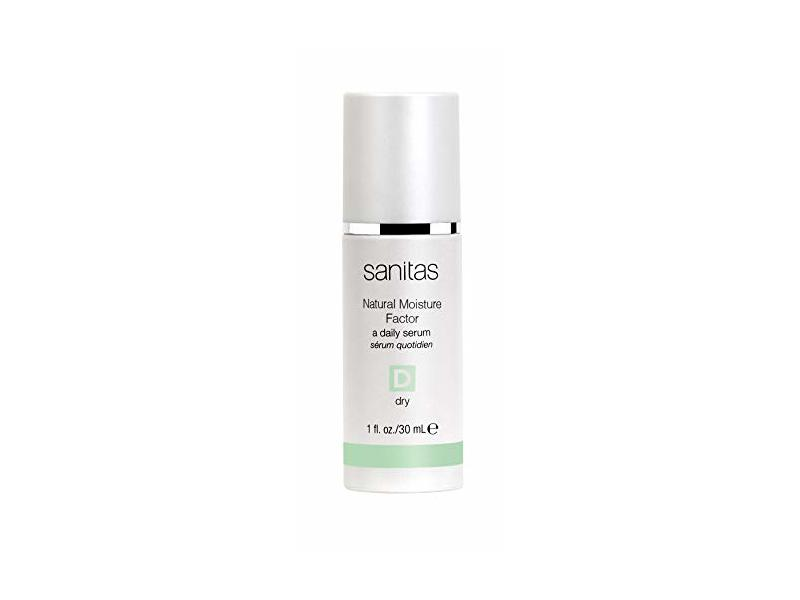 Sanitas Skincare Natural Moisture Factor, Dry, 1 fl oz/30 ml
