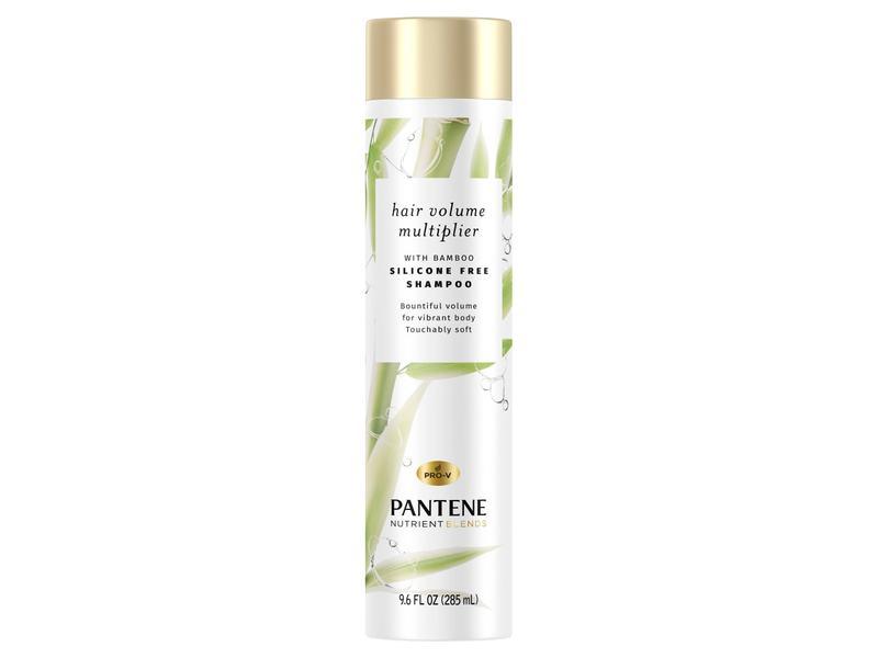 Pantene Hair Volume Multiplier Shampoo, 9.6 fl oz