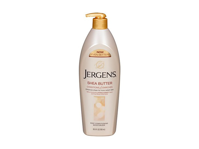 Jergens Shea Butter Lotion, 26.5 fl oz (Pack of 6)
