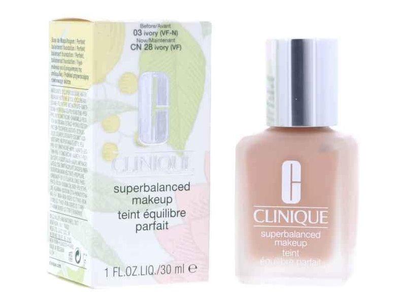 Clinique Superbalanced Makeup Foundation, Cn 28 Ivory, 1 fl oz / 30 ml