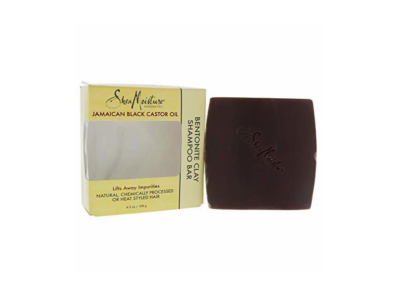 Shea Moisture Jamaican Black Castor Oil Shampoo Bar, 4.5 oz