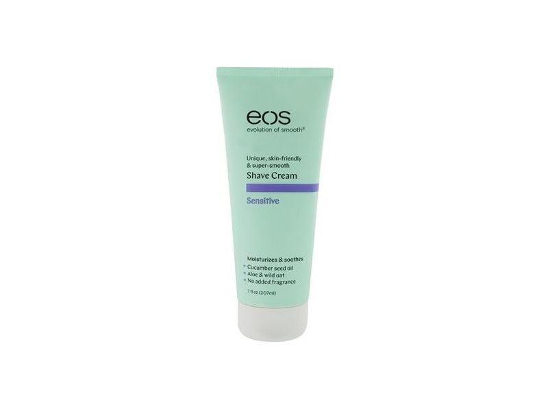 EOS Shaving Cream, Sensitive Skin, 7 fl oz