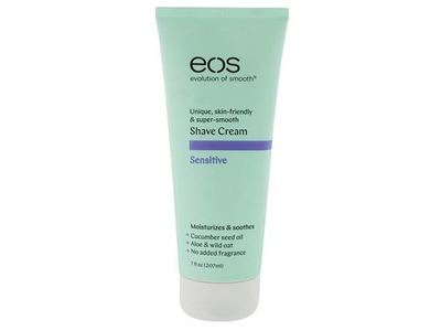 EOS Shaving Cream, Sensitive Skin, 7 fl oz
