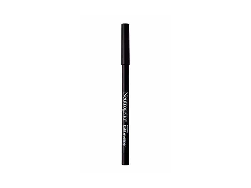 Neutrogena Smokey Kohl Eyeliner, Jet Black, 0.014 oz