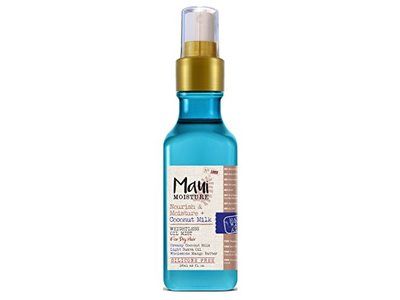 Maui Moisture Oil Mist Coconut Milk, 4.2 Ounce
