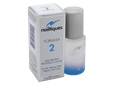 Nailtiques Formula 2 Nail Protein, 0.5oz