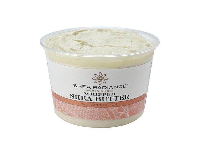 Shea Radiance Whipped Shea Butter, 14 oz