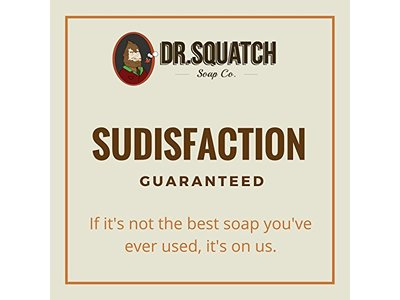 Dr. Squatch Crisp IPA Men's Bar Soap, 5 oz - Image 10