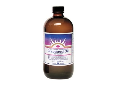 Heritage Store Grapeseed Oil, 16 fl oz