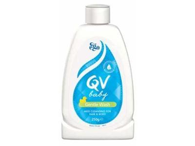QV Baby Gentle Wash, 250 g