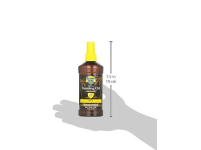 Banana Boat Dark Tanning Oil Spray SPF 4, 8 fl oz. - Image 6