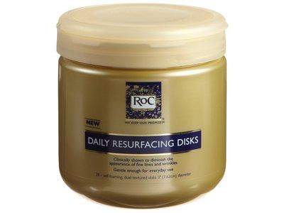 ROC Retinol Correxion Daily Resurfacing Disks, Johnson & Johnson - Image 1