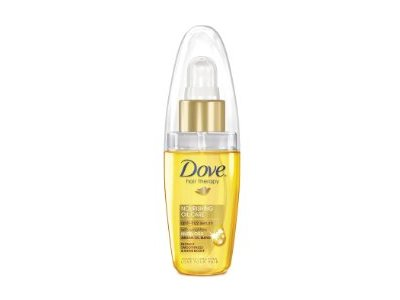 Dove Hair Therapy Nourishing Oil Care Anti-frizz Serum - Image 1