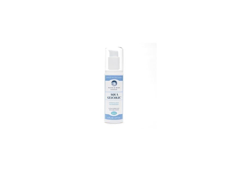 Aqua Glycolic Hand & Body Lotion, Merz Pharmaceuticals LLC
