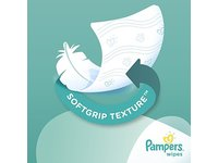 Pampers Sensitive Wipes Travel Pack, 56 Count - Image 6