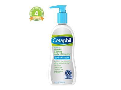 Cetaphil Restoraderm Eczema Calming Body Moisturizer, 10 fl oz
