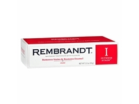 Rembrandt Intense Stain Whitening Toothpaste With Fluoride, Mint, Johnson & Johnson - Image 1