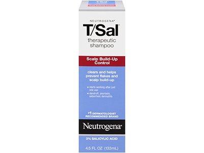 Neutrogena T/sal Therapeutic Shampoo, Scalp Build-up Control - Image 1