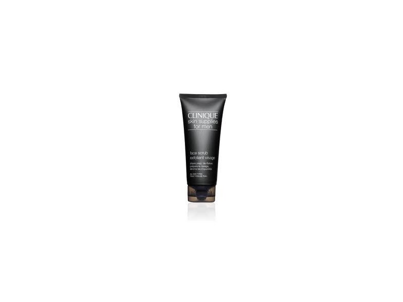 Clinique for Men Face Scrub Exfoliant, 3.4 fl oz