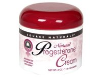 Source Naturals Natural Progesterone Cream - Image 2
