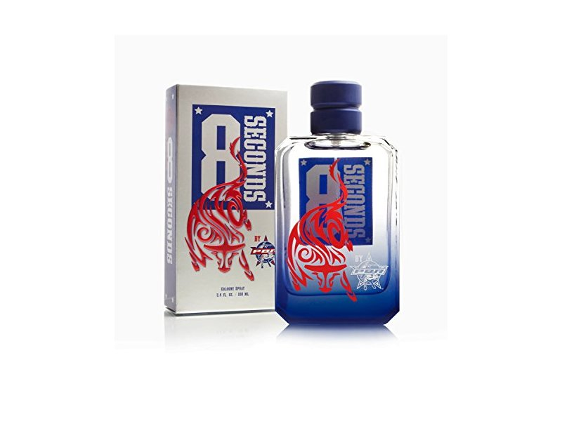 PBR Men's 8 Seconds Cologne Spray, 3.4 fl oz