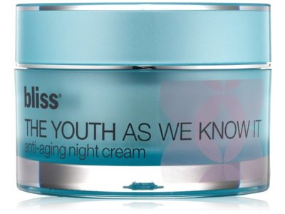Bliss The Youth As We Know It Anti-Aging Night Cream, 1.7 fl. oz. - Image 1