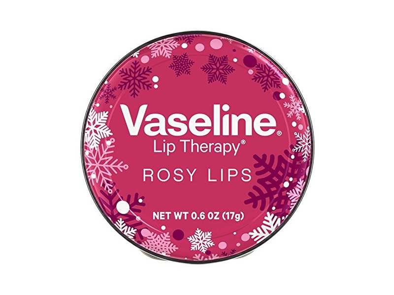 Vaseline Lip Therapy Rosy Lips Holiday Edition 0.6 oz / 17 g