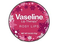 Vaseline Lip Therapy Rosy Lips Holiday Edition 0.6 oz / 17 g - Image 2