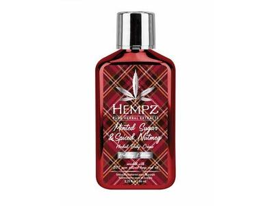 Hempz Minted Sugar & Spiced Nutmeg Body Creme - 2.25oz