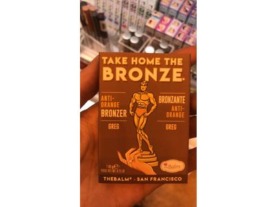 theBalm Take Home The Bronze, Oliver, .25 oz - Image 3