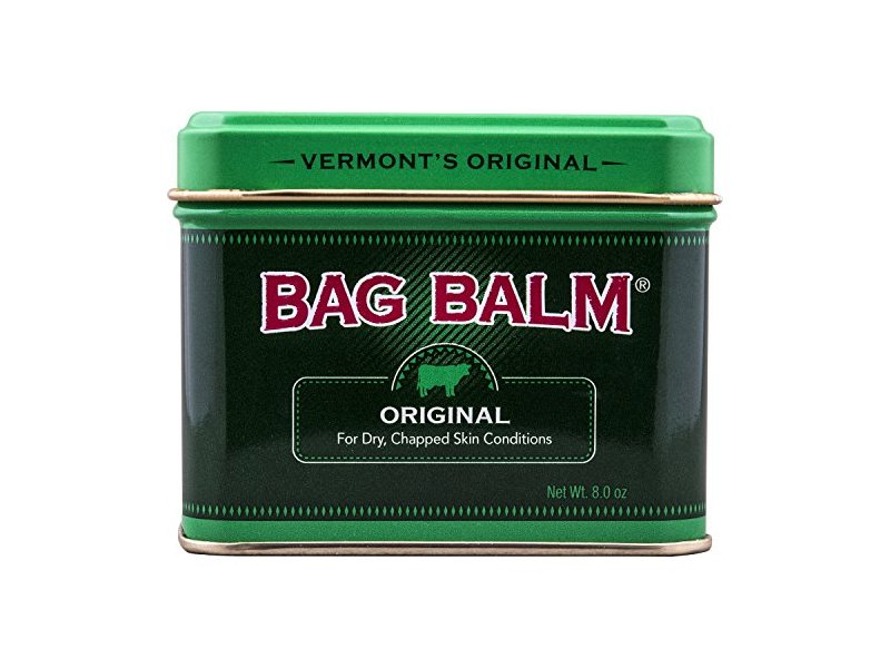 Vermont's Original Bag Balm Animal Ointment 8 Ounce Tin - For Animals and Cow Udders