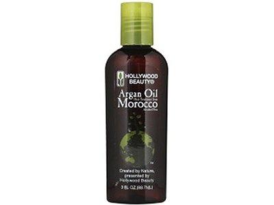 Hollywood Beauty Argan Oil Hair Treatment, 3 oz