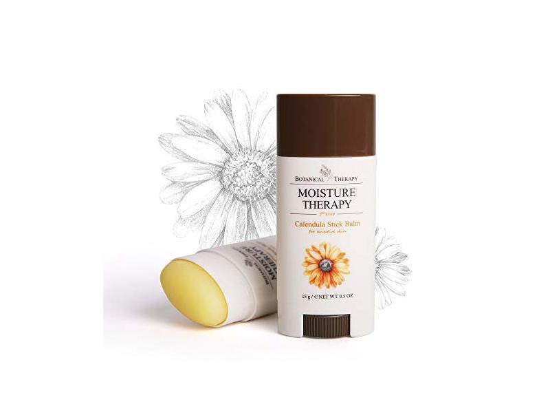 Soothing & Healing Botanical Therapy Calendula Stick Balm, .5 oz