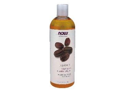 NOW Solutions Jojoba Oil, 16 fl oz (8 pack) - Image 1