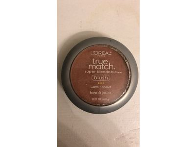 L'Oreal True Match Super-Blendable Blush, Warm Subtle Sable, 0.21 oz (Pack of 2) - Image 3