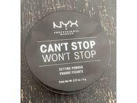 Nyx Professional Makeup Can't Stop Won't Stop Setting Powder, Medium, 0.21 oz/6 g - Image 3