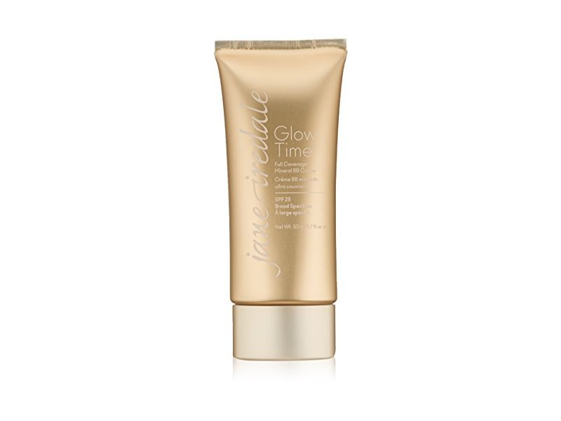 jane iredale Glow Time Full Coverage Mineral BB Cream, BB3, 1.7 Fl. Oz.