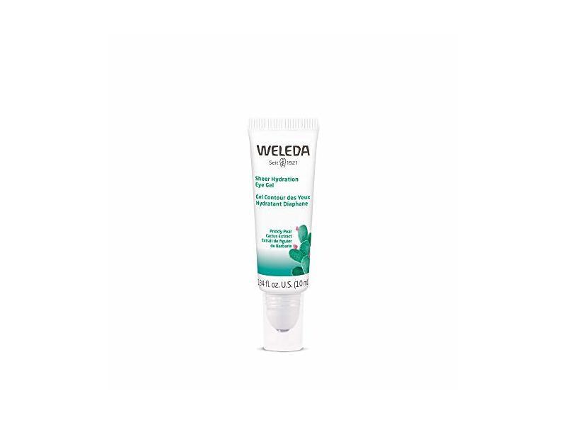 Weleda Sheer Hydration Eye Gel, 0.34 fl oz/10 mL