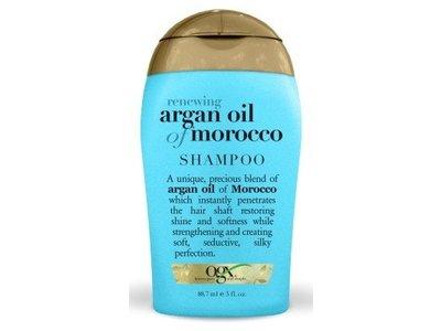 Ogx Shampoo, Renewing + Argan Oil Of Moroccan, 3 fl oz/88.7 ml