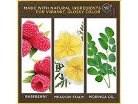 Burt's Bees 100% Natural Glossy Lipstick, Rose Falls - 1 Tube - Image 9